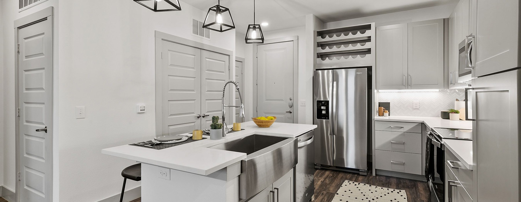 Studio, One & Two Bedroom Apartments In Fort Worth
